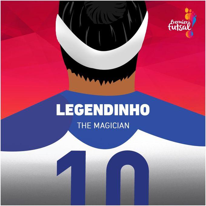 由於成為了殘奧會的品牌代言人,細哨將會缺席餘下的印度的5人足球聯賽