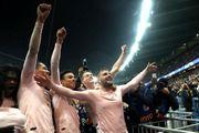 殘陣下成功絕地反擊 難忘的巴黎之夜 歐聯16強:巴黎聖日耳門對曼聯賽...