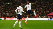 史達靈首次為國家隊演帽子戲法 辛祖光芒四射 歐國盃外圍賽:英格蘭對...