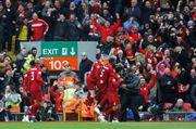 施素高反擊射失成關鍵 完場前幸運烏龍球絕殺 英超:利物浦對熱刺賽後...