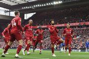 優勝劣敗的一場 紅軍繼續向首個英超冠軍進發 英超:利物浦對車路士賽...