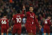 沙拿&文尼各入兩球助球隊繼續追冠 張伯倫養傷一年終復出 英超:利物浦...