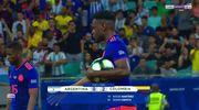 美洲國家盃精華 - 阿根廷 0-2 哥倫比亞︱哥倫比亞下半場轟兩粒 阿根廷無還擊力下落敗
