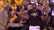 Kevin Durant 當選總決賽最有價值球員!
