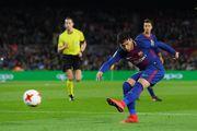 西班牙國王盃精華 - 切爾達 1-1 巴塞隆拿│巴塞小將先開紀錄 薛斯圖窄角...