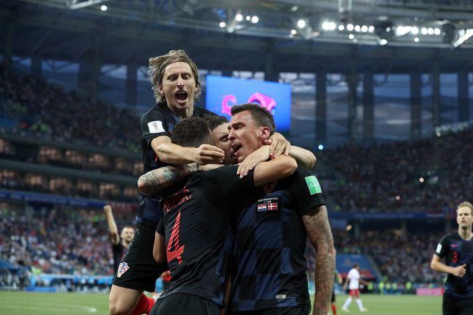克羅地亞有力爭標?