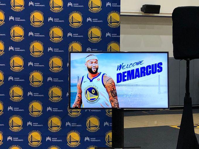 DeMarcus Cousins 來季將會穿上0號球衣!