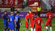 新官上任新氣象 國際友誼賽:香港對泰國賽後感