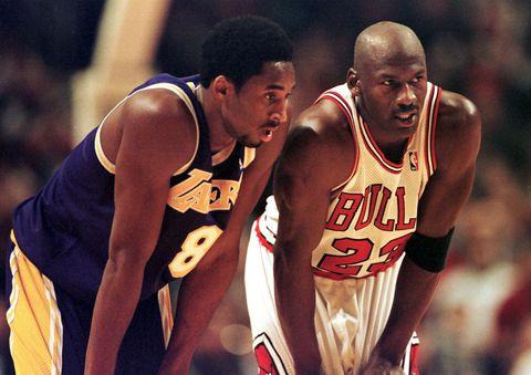 高下立判!Kobe搶五搶七戰6勝1負,LeBron6勝2負,那Jordan呢?