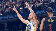 厲害!NBA最新排行:勇士大勝騎士,雷霆四連勝成西部第二,黑馬七連勝...