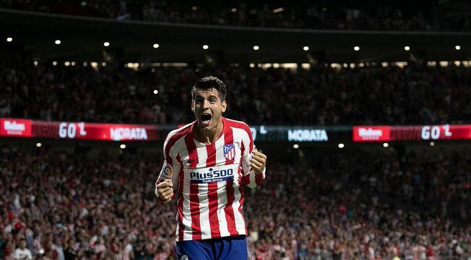 西甲精華 - 馬德里體育會 1-0 基達菲︱莫拉達一球定江山 雙方半場十打十