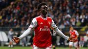 歐霸精華 - 法蘭克福 0-3 阿仙奴︱18歲小將薩卡一入球兩助攻 阿仙奴客勝十人法蘭克福