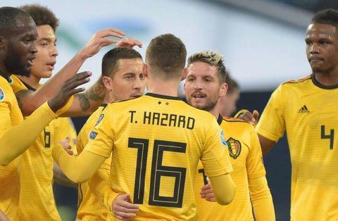 歐國外精華 - 俄羅斯 1-4 比利時︱盧卡古一傳一射 夏薩特兄弟建功
