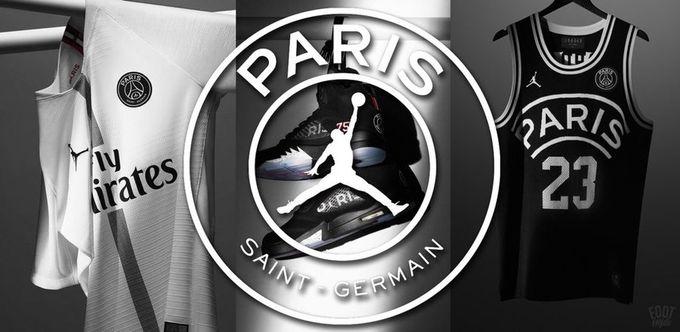 巴黎聖日耳門球衣合約再續一年 Jordan聯乘商品長出長有