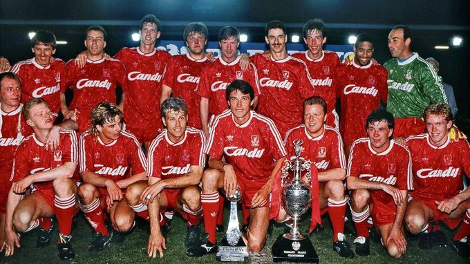 人生有幾多個30年?回顧利物浦30年前的聯賽冠軍陣容