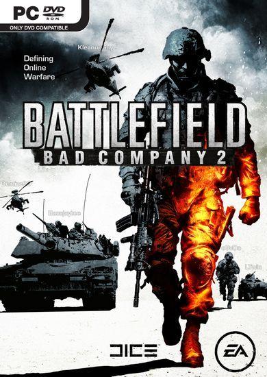 Battlefield: Bad Company 2 (2010) - RELOADED [ ISO ] [ PL ]