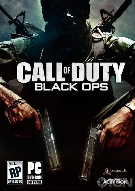 Call Of Duty : Black Ops (2010) (CLONEDVD-P2P) Multi 8 [ ISO ] [ PL ]