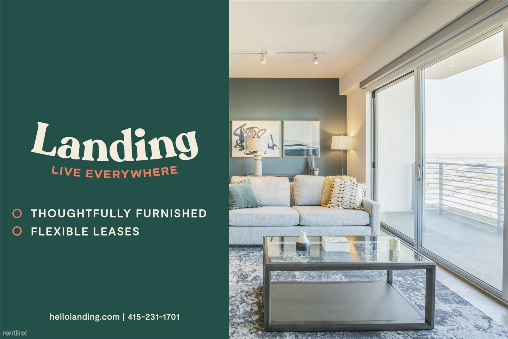 Landing Furnished Apartment The Katy