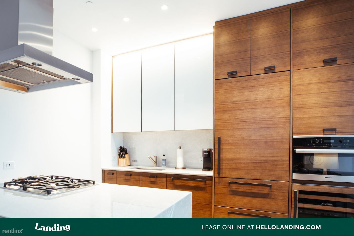 Landing Furnished Apartment The Gallery for rent
