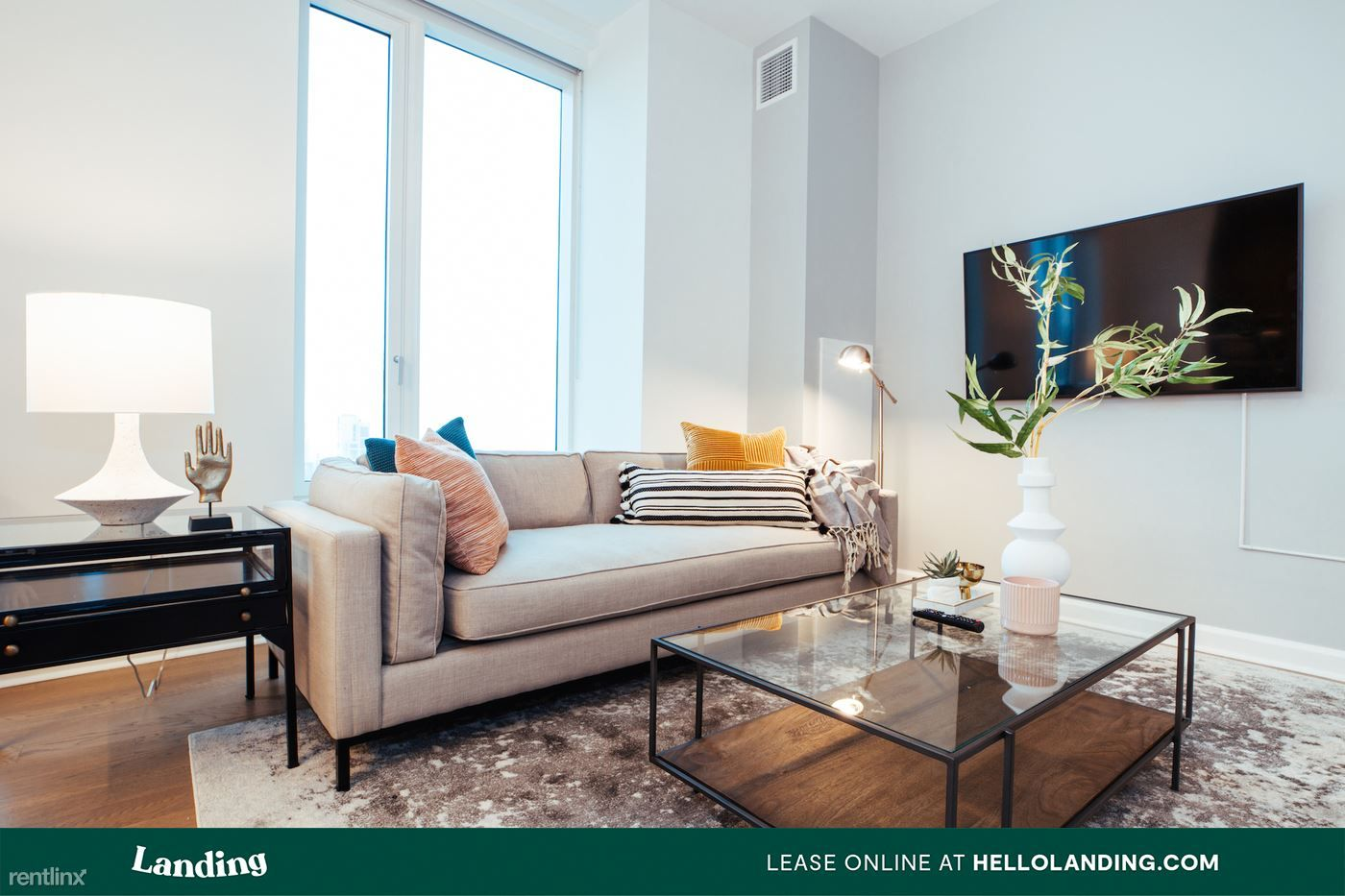 Landing Furnished Apartment The Gallery rental