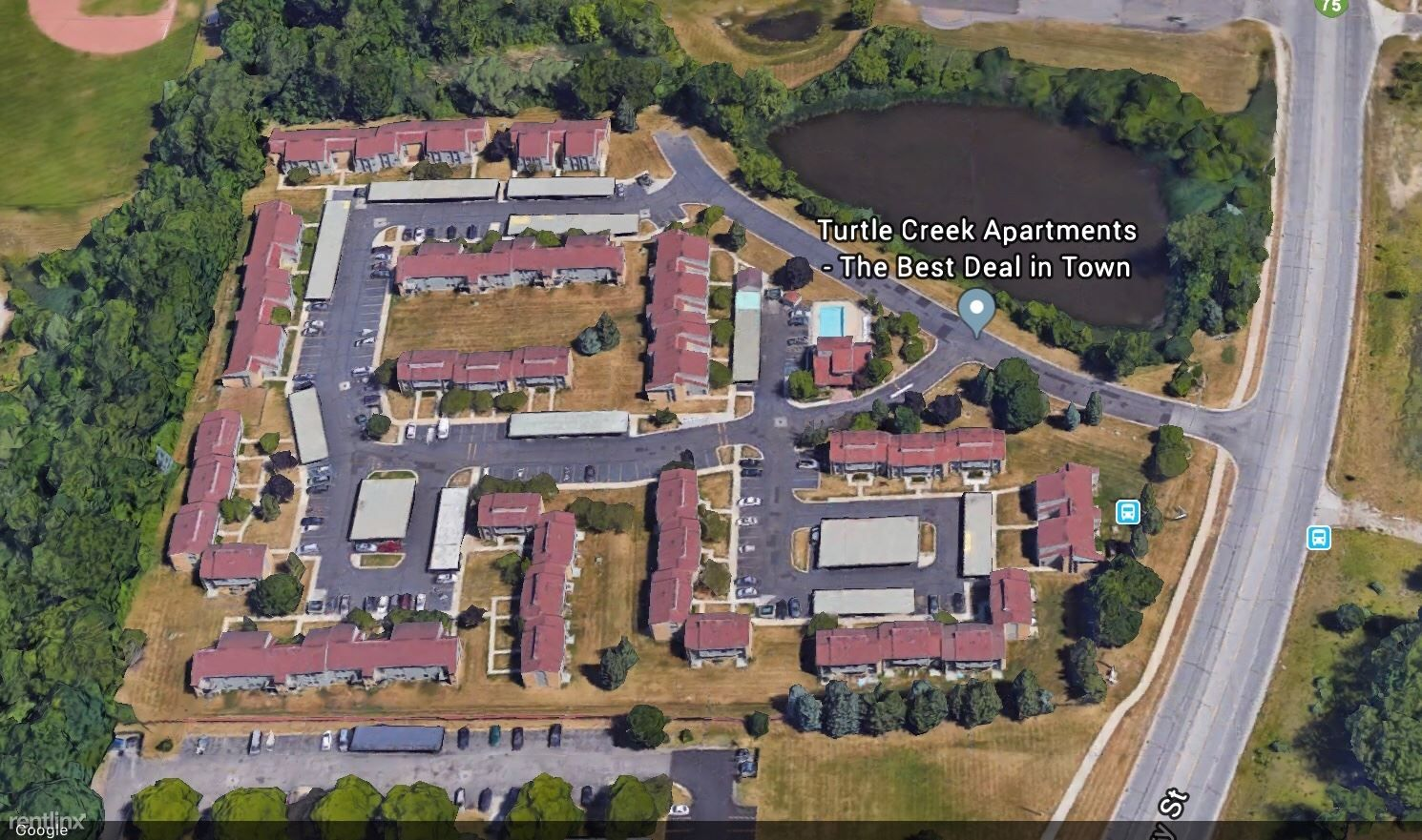 Turtle Creek Apartments for rent