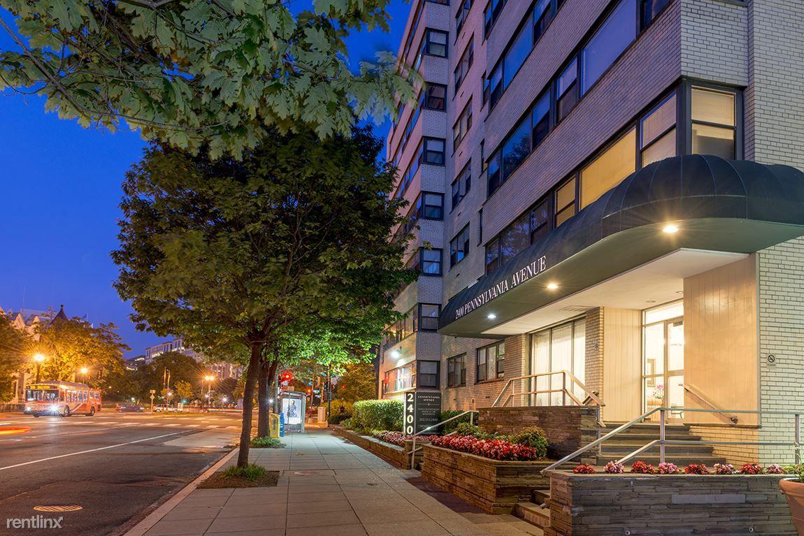 2400 Pennsylvania Avenue Apartments for rent