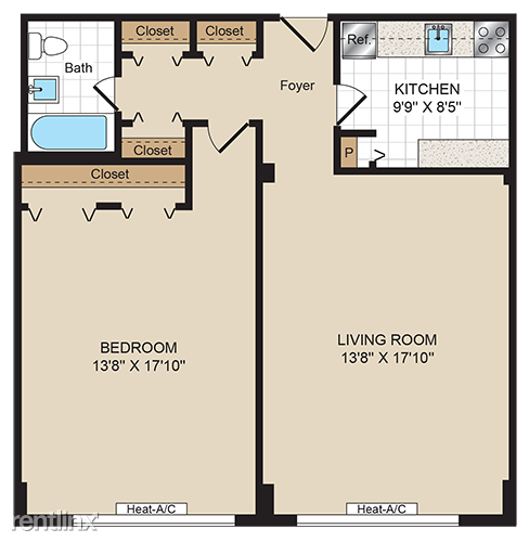 2400 Pennsylvania Avenue Apartments