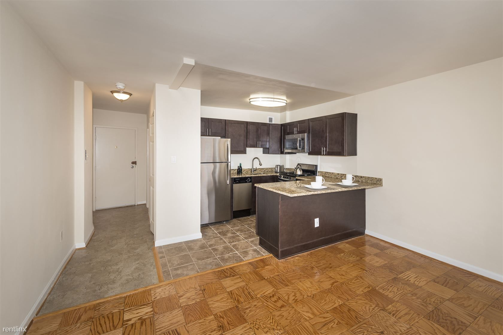 Live at 2400 Pennsylvania Avenue Apartments