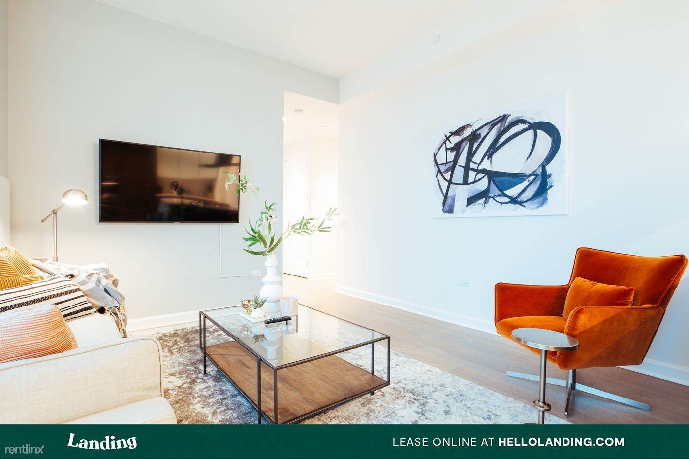 Landing Furnished Apartment EVO
