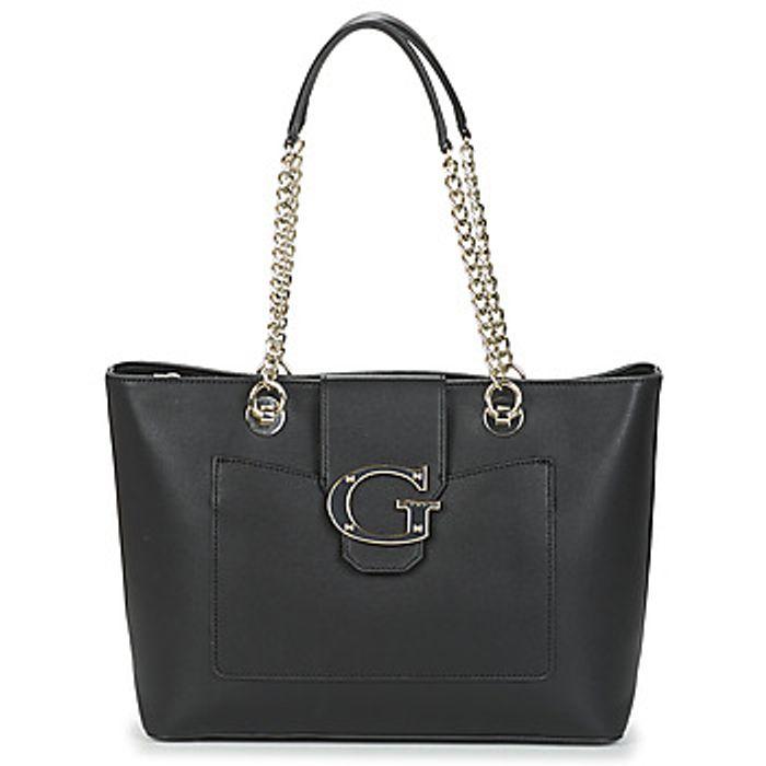 Shopping bag Guess CAMILA Εξωτερική σύνθεση : Ύφασμα & Εσωτερική σύνθεση : Ύφασμα