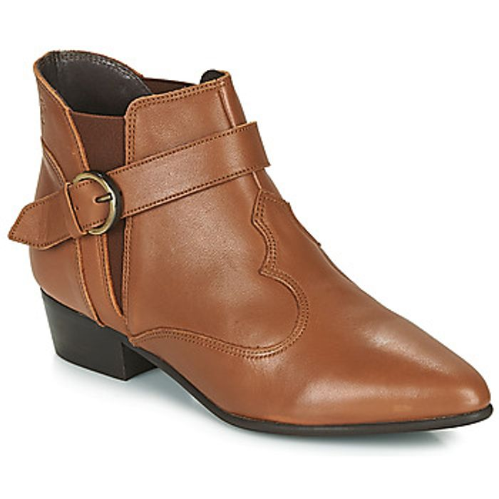 Μπότες Betty London LYDWINE ΣΤΕΛΕΧΟΣ: Δέρμα & ΕΠΕΝΔΥΣΗ: Δέρμα & ΕΣ. ΣΟΛΑ: Δέρμα & ΕΞ. ΣΟΛΑ: Συνθετικό