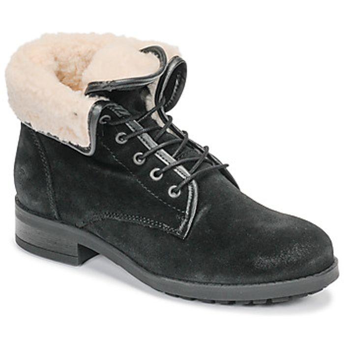 Μπότες Casual Attitude LEILA ΣΤΕΛΕΧΟΣ: Δέρμα & ΕΠΕΝΔΥΣΗ: Ύφασμα & ΕΣ. ΣΟΛΑ: Δέρμα & ΕΞ. ΣΟΛΑ: Συνθετικό