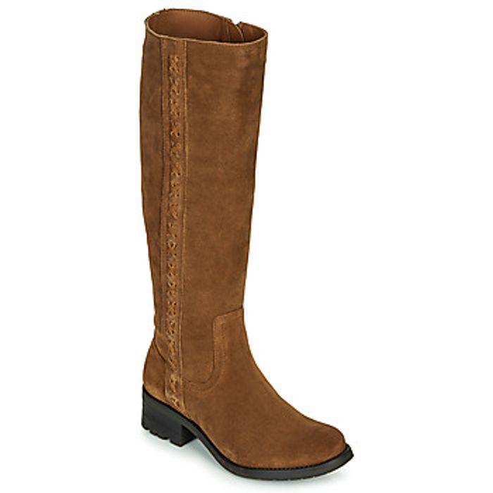 Μπότες για την πόλη Casual Attitude LOUNA ΣΤΕΛΕΧΟΣ: Δέρμα & ΕΠΕΝΔΥΣΗ: Ύφασμα & ΕΣ. ΣΟΛΑ: Δέρμα & ΕΞ. ΣΟΛΑ: Συνθετικό