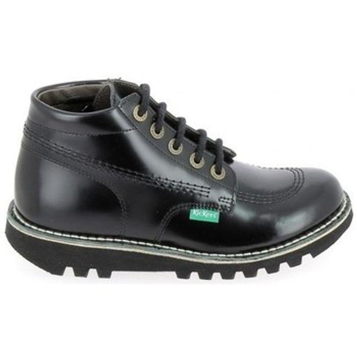 Παπούτσια Πόλης Kickers Neorallye Noir [COMPOSITION_COMPLETE]