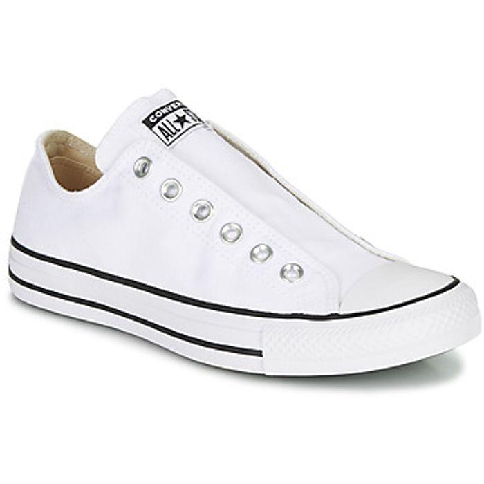 Slip on Converse CHUCK TAYLOR ALL STAR SLIP CORE BASICS ΣΤΕΛΕΧΟΣ: Ύφασμα & ΕΠΕΝΔΥΣΗ: Ύφασμα & ΕΣ. ΣΟΛΑ: Ύφασμα & ΕΞ. ΣΟΛΑ: Καουτσούκ