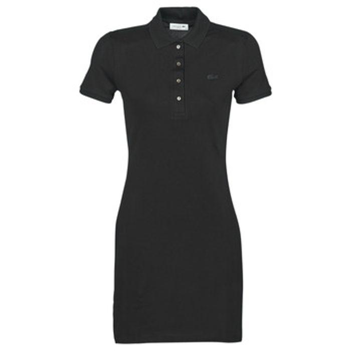 Κοντά Φορέματα Lacoste GAIL Σύνθεση: Βαμβάκι,Spandex
