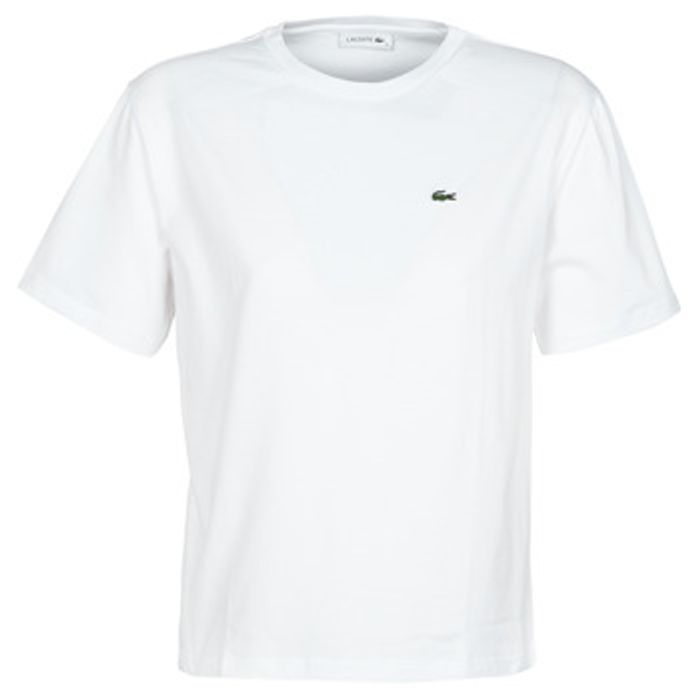 T-shirt με κοντά μανίκια Lacoste BENOIT Σύνθεση: Βαμβάκι