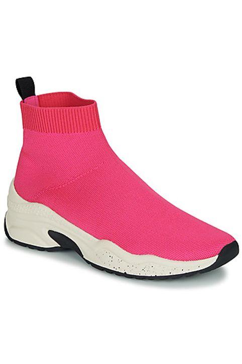 Ψηλά Sneakers André HARUNA ΣΤΕΛΕΧΟΣ: Ύφασμα & ΕΠΕΝΔΥΣΗ: & ΕΣ. ΣΟΛΑ: Ύφασμα & ΕΞ. ΣΟΛΑ: Καουτσούκ