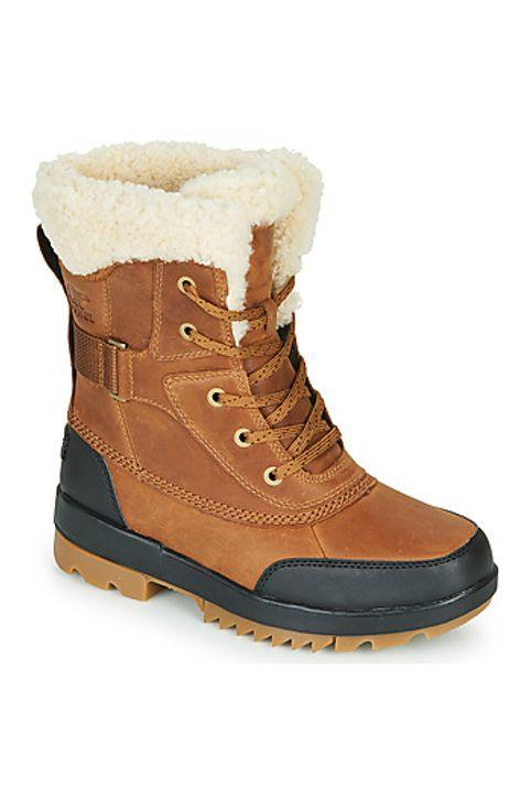 Μπότες για σκι Sorel TORINO II PARC BOOT ΣΤΕΛΕΧΟΣ: Δέρμα & ΕΠΕΝΔΥΣΗ: Μάλλινα & ΕΣ. ΣΟΛΑ: Συνθετικό & ΕΞ. ΣΟΛΑ: Καουτσούκ