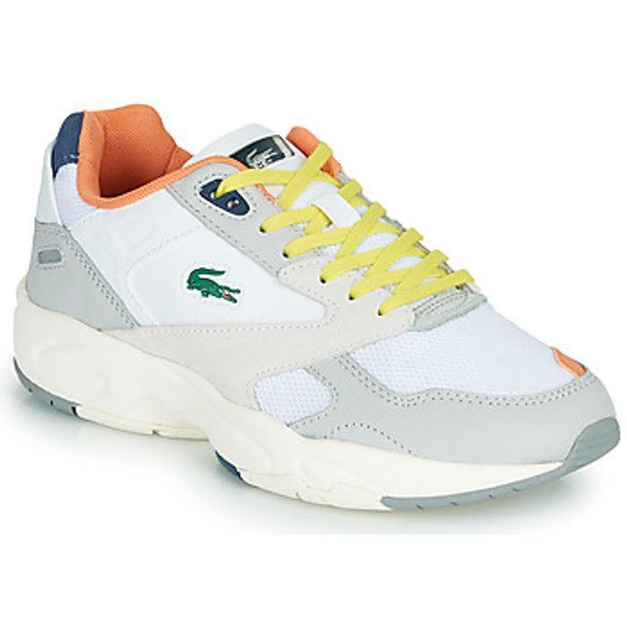Xαμηλά Sneakers Lacoste STORM 96 LO 0120 2 SFA ΣΤΕΛΕΧΟΣ: Δέρμα και συνθετικό & ΕΠΕΝΔΥΣΗ: Ύφασμα & ΕΣ. ΣΟΛΑ: Ύφασμα & ΕΞ. ΣΟΛΑ: Καουτσούκ