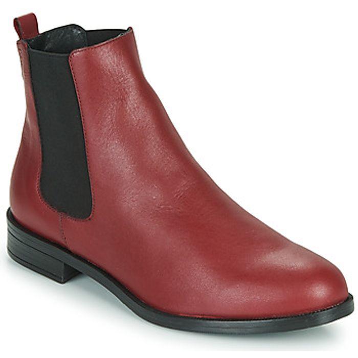 Μπότες Betty London NIDOLE ΣΤΕΛΕΧΟΣ: Δέρμα & ΕΠΕΝΔΥΣΗ: Δέρμα & ΕΣ. ΣΟΛΑ: Δέρμα & ΕΞ. ΣΟΛΑ: Συνθετικό