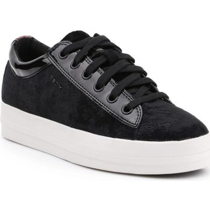 Xαμηλά Sneakers Geox D Hidence B D4234B-0PWHH-C9999 [COMPOSITION_COMPLETE]
