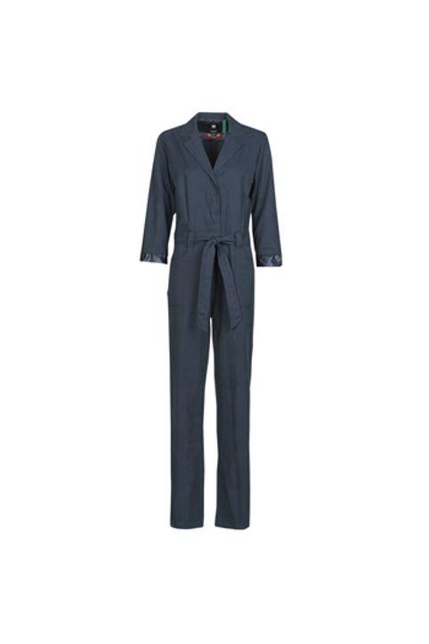 Ολόσωμες φόρμα G-Star Raw Workwear pj jumpsuit 34 slv wmn Σύνθεση: Viscose / Lyocell / Modal,Βαμβάκι,Lyocell