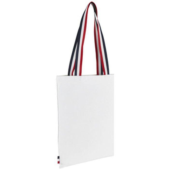 Shopping bag Sols ETOILE Blanco