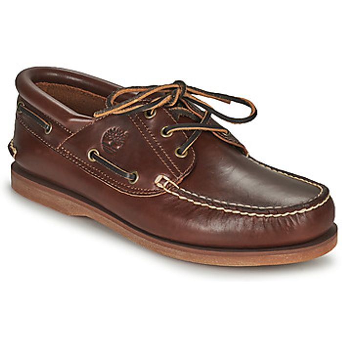 Boat shoes Timberland Classic Boat 3 Eye Padded Collar [COMPOSITION_COMPLETE]