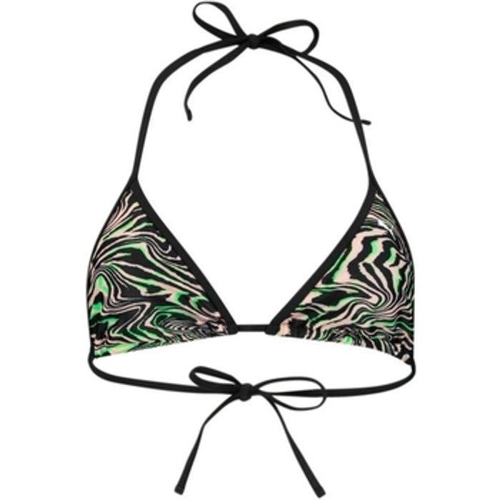 Μαγιό Μπικίνι Puma All-Over-Print Triangle Bikini Top