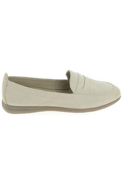 Παπούτσια Πόλης Jana Mocassin 24600 beige [COMPOSITION_COMPLETE]
