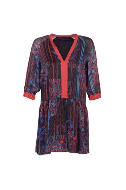 Κοντά Φορέματα Sisley CEPAME Σύνθεση: Πολυεστέρας & Σύνθεση επένδυσης: Βισκόζη