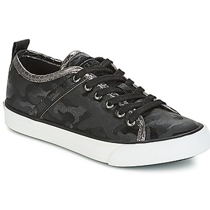 Xαμηλά Sneakers Guess JOLIE ΣΤΕΛΕΧΟΣ: Ύφασμα & ΕΠΕΝΔΥΣΗ: Ύφασμα & ΕΣ. ΣΟΛΑ: Ύφασμα & ΕΞ. ΣΟΛΑ: Καουτσούκ