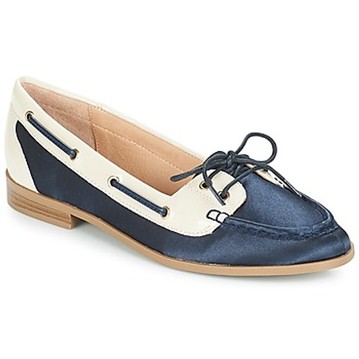 Boat shoes André NONETTE ΣΤΕΛΕΧΟΣ: Ύφασμα & ΕΠΕΝΔΥΣΗ: Δέρμα & ΕΣ. ΣΟΛΑ: Δέρμα & ΕΞ. ΣΟΛΑ: Καουτσούκ